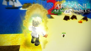Roblox Arcane Adventures 2 Grand Reopening - Lost My Leg!! (Folge 2)