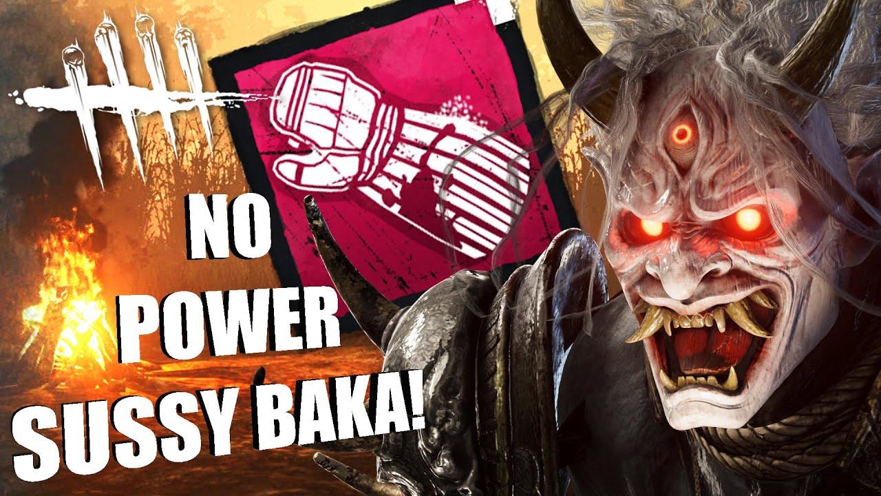 NO POWER SUSSY BAKA!