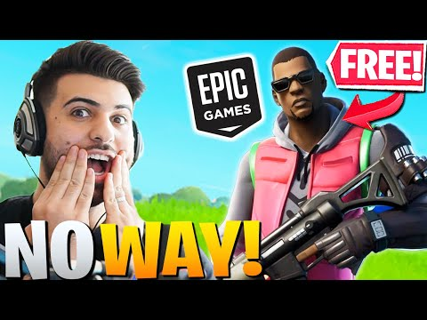 Epic Is Giving Out A *FREE* SKIN! (How To Unlock!) - Fortnite Battle Royale