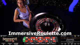 £10 To £150 Lucky Immersive Roulette Session Online
