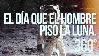 Odisea en el espacio en 360: viajá a la Luna en el Apolo 11