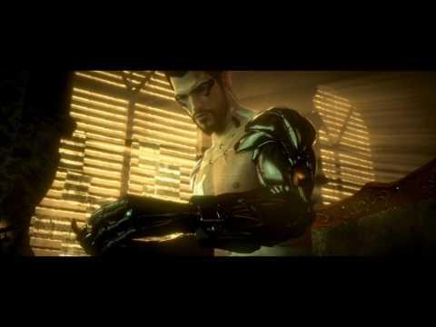 Deus Ex: Human Revolution Official Trailer Feat. Junkie XL - Beauty Never Fades