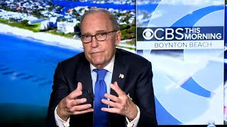 "Larry Kudlow on tax law impact, China ""trade dispute,"" Abe summit"