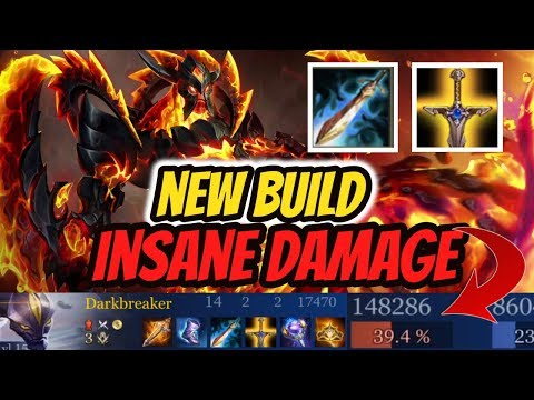 ZILL Inferno Skin and NEW BUILD | INSANE DAMAGE SOLO CARRY | Zill Arena of Valor