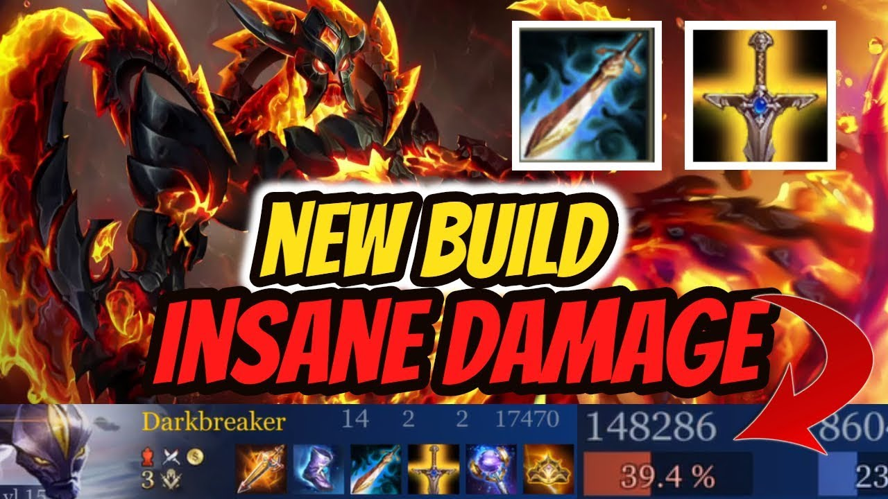 Zill Inferno Skin And New Build Insane Damage Solo Carry Zill Arena Of Valor