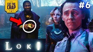 Я рассмотрел каждый кадр 6й серии Локи и вот что я нашел!