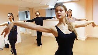 Урок движения. Боди-балет. Виктория Томилова