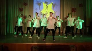 HIP-HOP с элементами народного танца для подростков