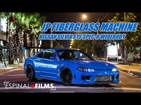 Nissan Silvia S15 Spec-R WIDE BODY!! | Espinal Films