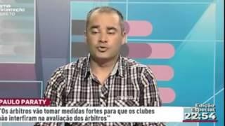 BOMBA!! Marco Ferreira acusa corrupção no Rio Ave – Benfica