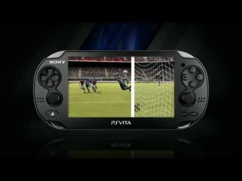 FIFA Football On The PS Vita