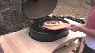 Керамический гриль Primo(Керамический гриль Примо. купить гриль в России http://alfa-pizza.ru/, 2014-04-18T06:16:40.000Z)