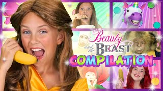 Beauty and the Beast Compilation | WigglePop