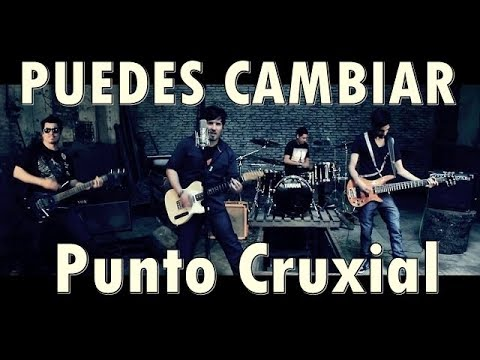 PUEDES CAMBIAR - Punto Cruxial - Música Cristiana