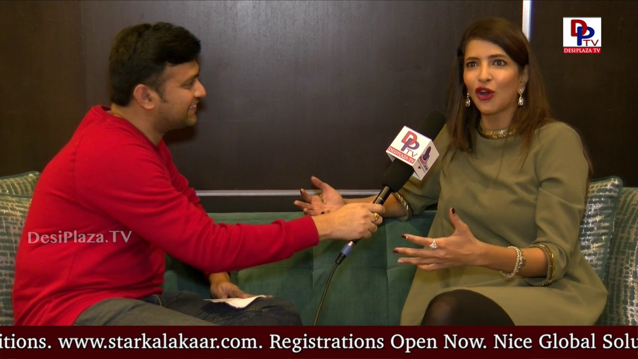 Promo - Exclusive Interview with Manchu Lakshmi during her visit to Dallas, Texas.