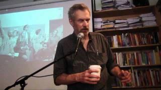 Alan W. Moore talks about Art Gangs at BLUESTOCKINGS Part II