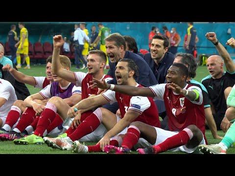 Ukraine Austria Goals And Highlights