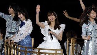 HKT48指原莉乃の卒業コンサートが4月28日、横浜スタジアムで開催された(写真)。指原は3万人を超える観客に向け、「11年間、本当に幸せでした。アイドルになったこと ...
