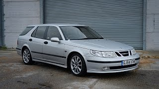 2004 SAAB 9-5 95 VECTOR ESTATE WAGON VIDEO REVIEW(, 2014-08-14T17:07:26.000Z)