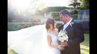 Ngoc and Aidan Wedding Highlights