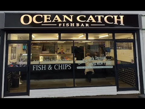 Ocean Catch Fish Bar Review .. Filton Bristol