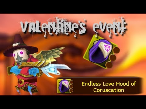 Arcane Legends - I'VE DROPPED ENDLESS LOVE HELM!!!