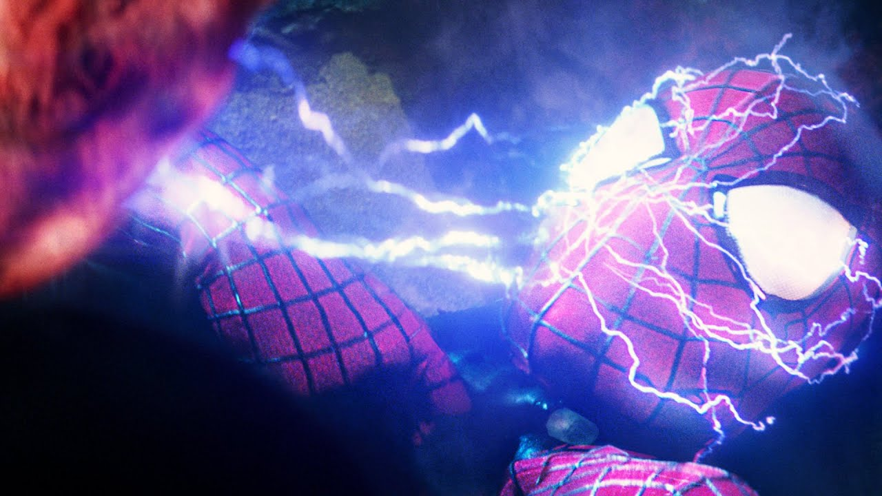 The Amazing Spider Man Vs Electro Final Fight HQ YouTube
