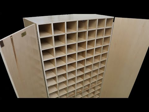 🛠 Multipurpose Tool Storage Cabinet