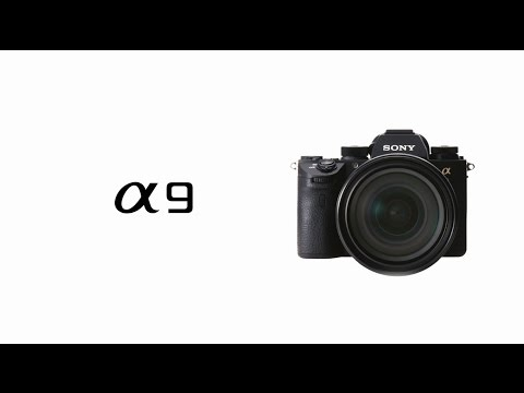 Sony | α | α9 - Product Feature