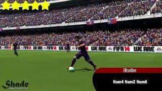 FIFA 14 All Skills Tutorial  PC Keyboard   HD