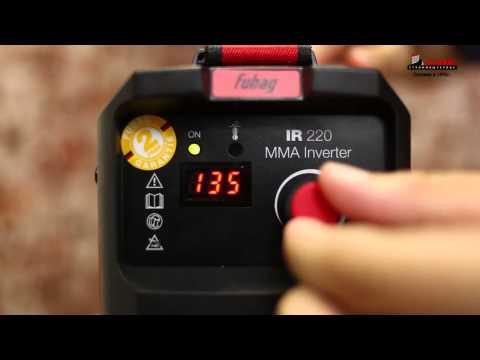 Инвертор Fubag IR 220