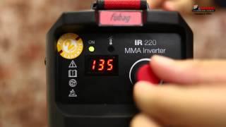 видео Сварочный аппарат для металла фубаг
