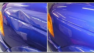 How Much Does Paintless Dent Repair Cost - Save $$$ On bodywork.