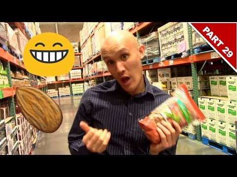 Organic Almonds Review At Costco Las Vegas (Part 29)