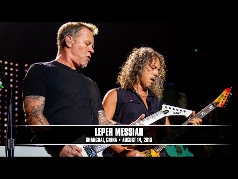 Metallica: Leper Messiah (MetOnTour - Shanghai, China - 2013)