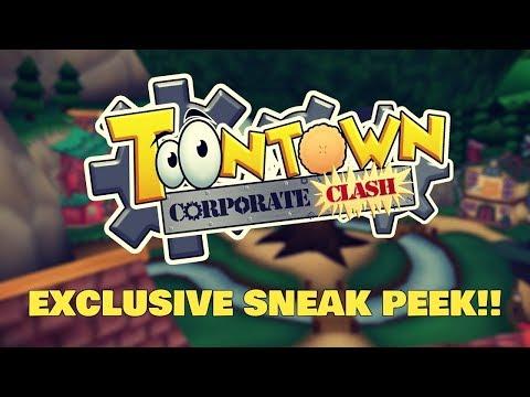 Toontown: Corporate Clash - Exclusive Sneak Peek!