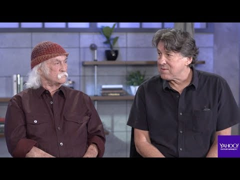 David Crosby and Cameron Crowe interview [extended]