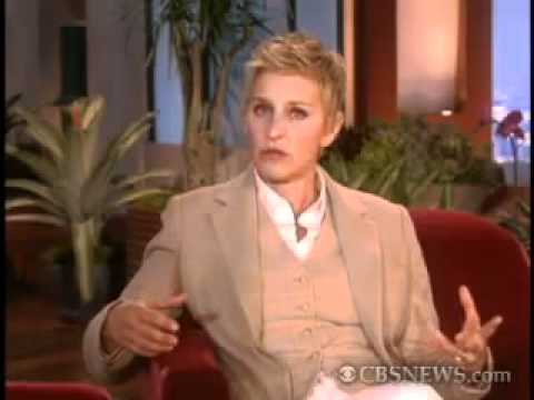 Ellen DeGeneres on animal rights