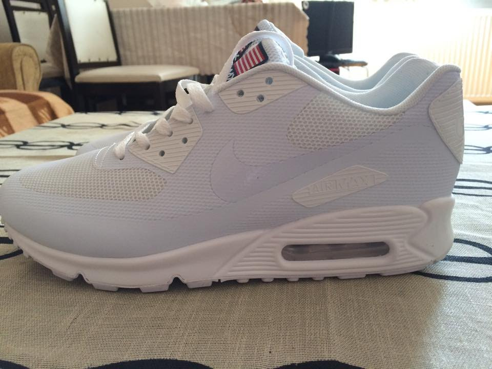 the best attitude a6d68 6c4e1 Aliexpress • Nike Air Max 90 Hyperfuse White