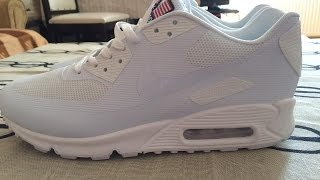 Aliexpress • Nike Air Max 90 Hyperfuse White