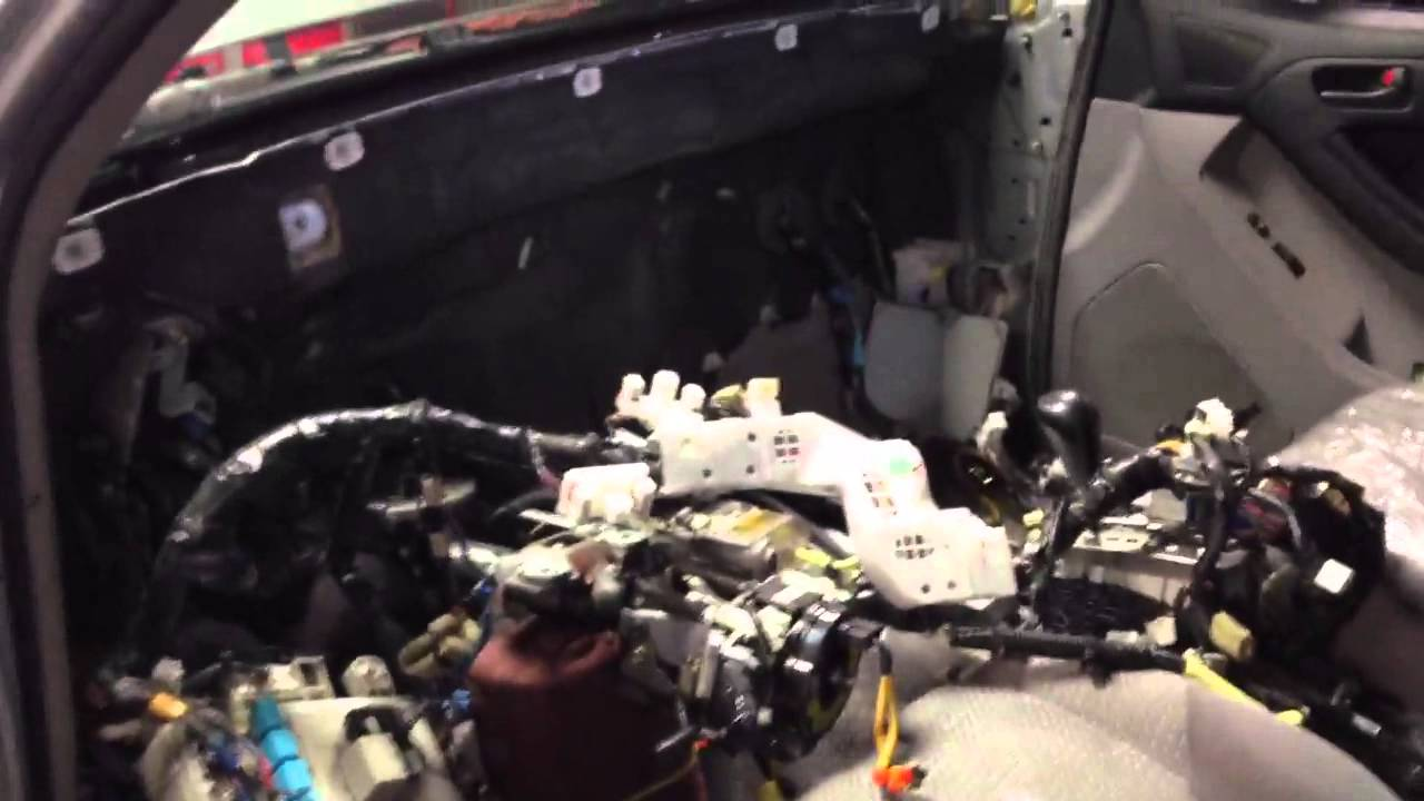 2005 4 Runner Evaporator Youtube