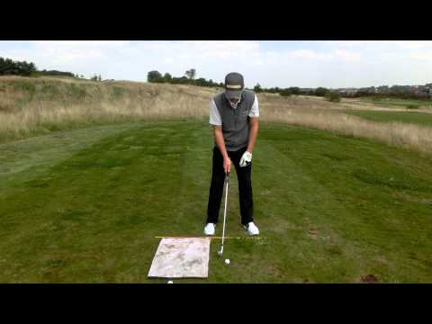 Great Drill for Better Iron Play