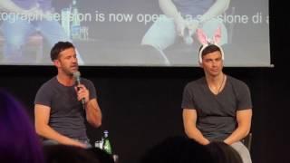 JIBWeek 2017 - JIBCon 8 - Sun, 21th - Part 14 - Adam Fergus & Matt Cohen