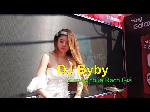 DJ Byby Rạch Giá 2019 Tại FPT Cần Thơ | Mekongcare Event