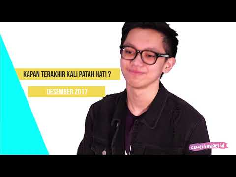 Rapid Question With Brandon Salim. Sekalian Curhat, Nih!