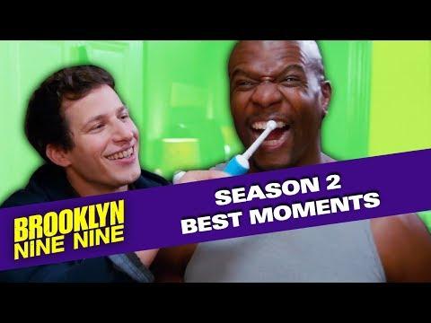 Season 2 BEST MOMENTS | Brooklyn Nine-Nine