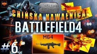 Battlefield 4 multiplayer pl, Smocza Przełęcz - Szturm, BF4 Chińska Nawałnica gameplay #6
