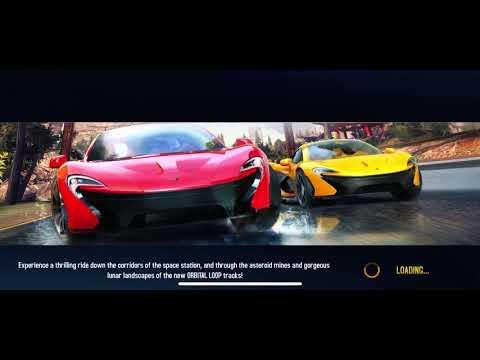 Asphalt 8 Airborne: Dubai Ferrari World with Ferrari Italia in Classic.