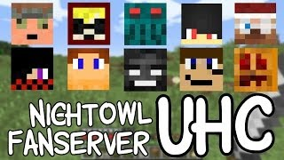 "NightOwl Fanserver UHC - ""A Glorious Start"" [Ep. 1]"