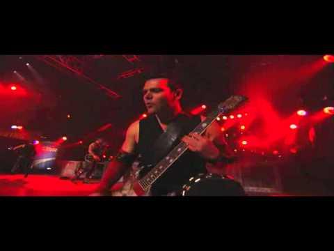 Rammstein - Feuer Frei-live Jimmy Kimmel Live (TV Programm)